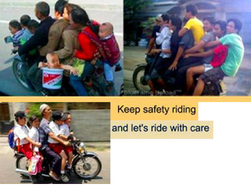 safety ride